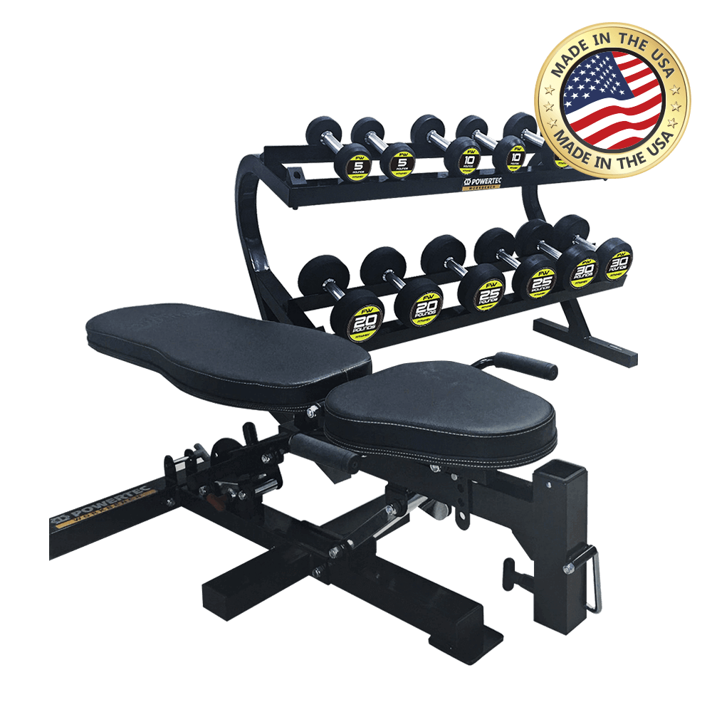 DUMBBELL RACK FULL SET