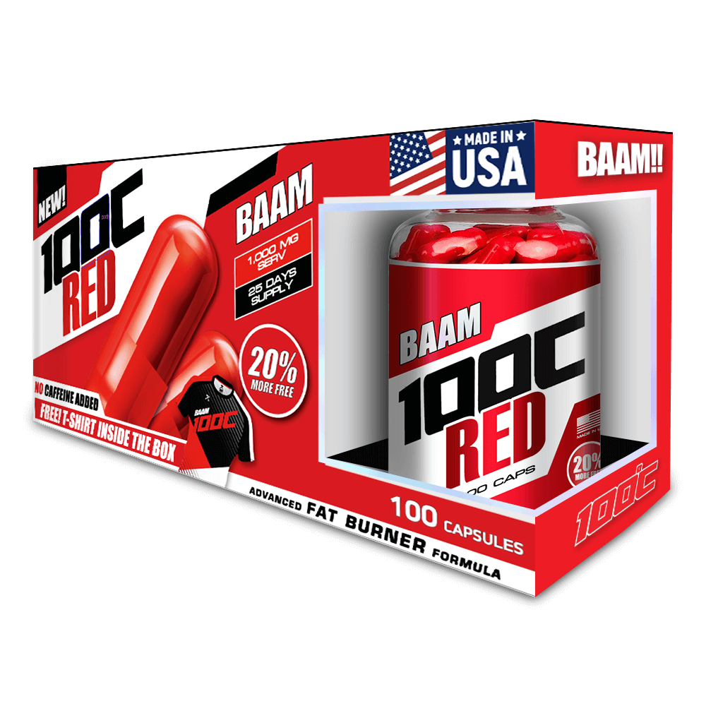 BAAM 100C RED