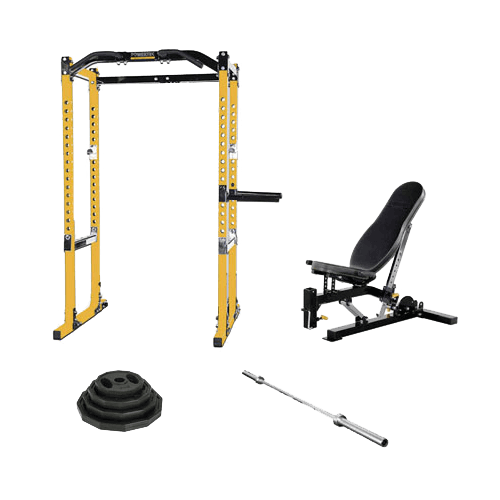POWERTEC POWER RACK BEGINNER